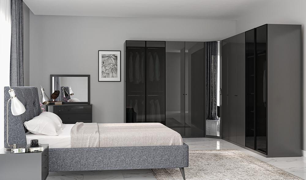 Flexi Room Beyaz Volente Yatak Odası
