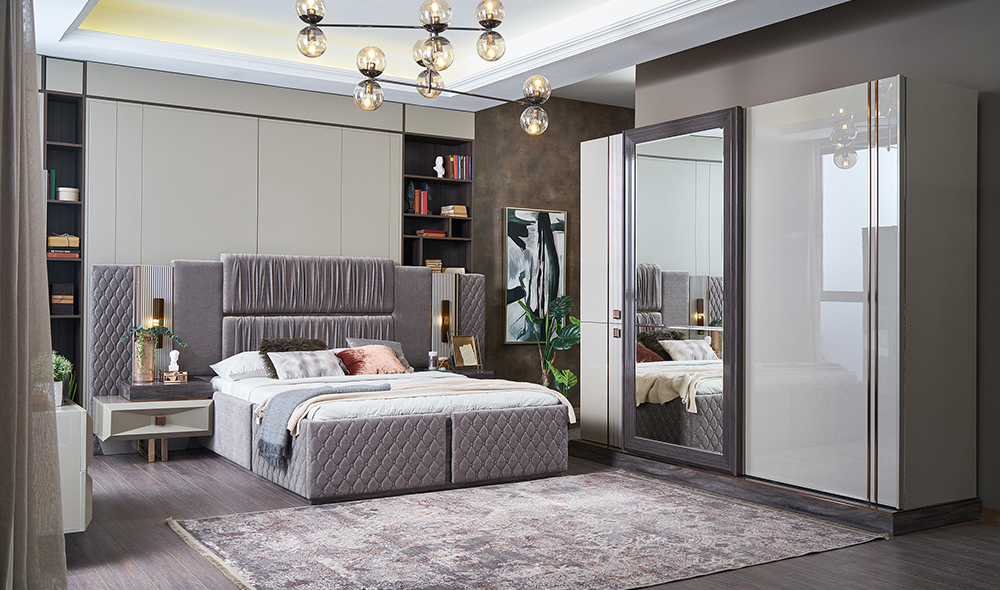 Dante Yatak Odası