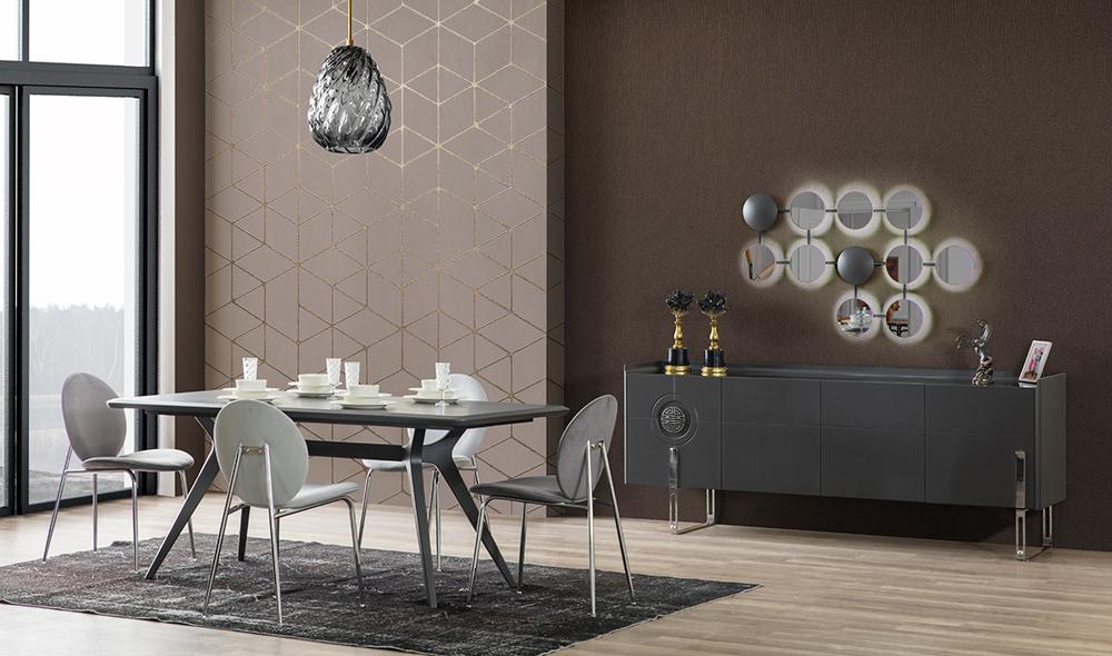Plain Deluxe Yemek Odası