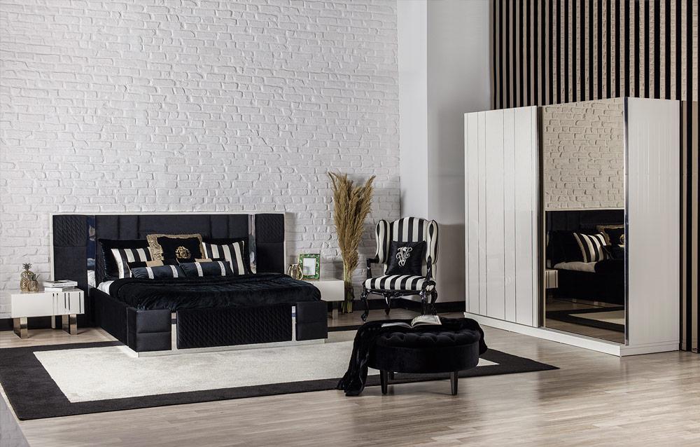 Hermes Luxury Yatak Odası Takımı