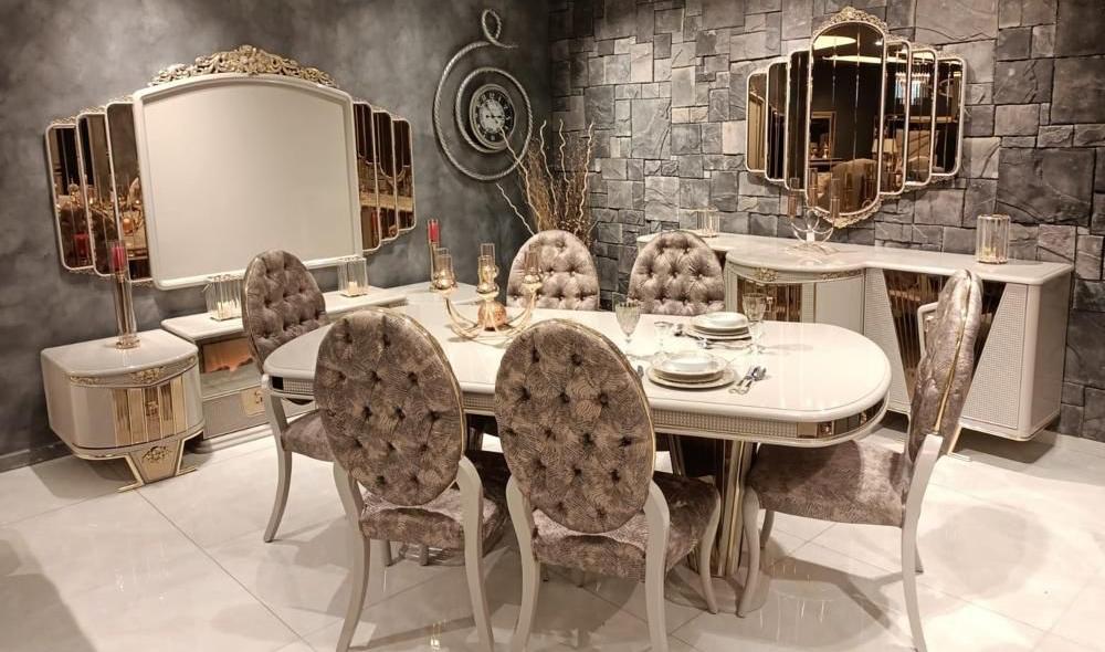 Diamond Luxury Yemek Odası