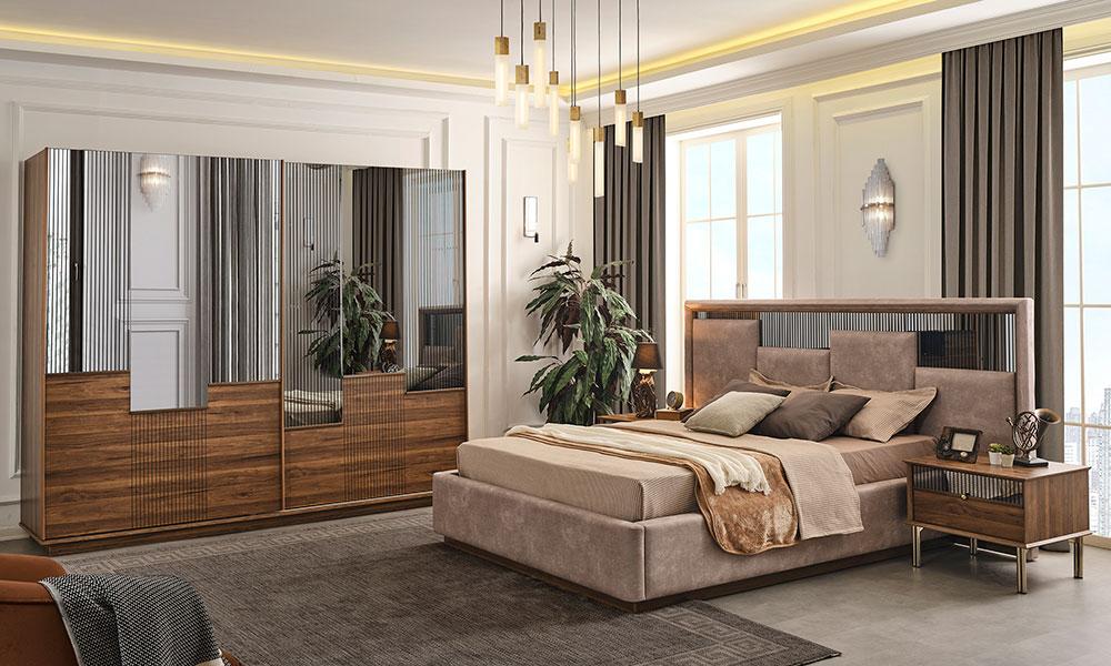 Kapris Yatak Odası