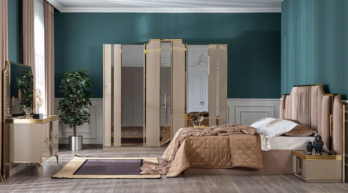 Majestic Luxury Yatak Odası Takımı