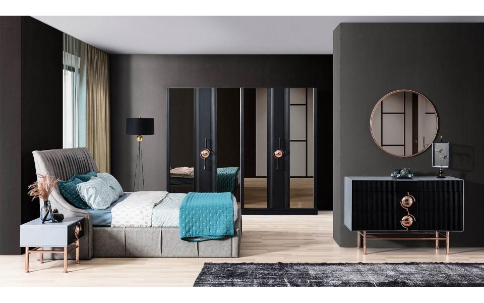 Mira Lüx Yatak Odası Takımı