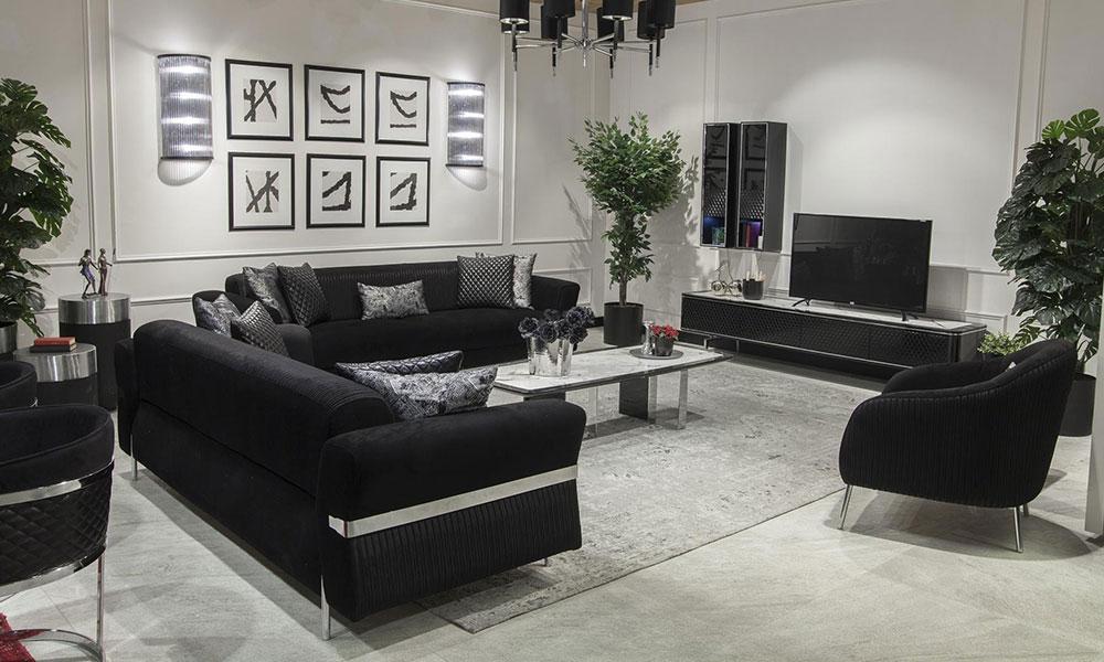 Oscar Luxury Koltuk Takımı