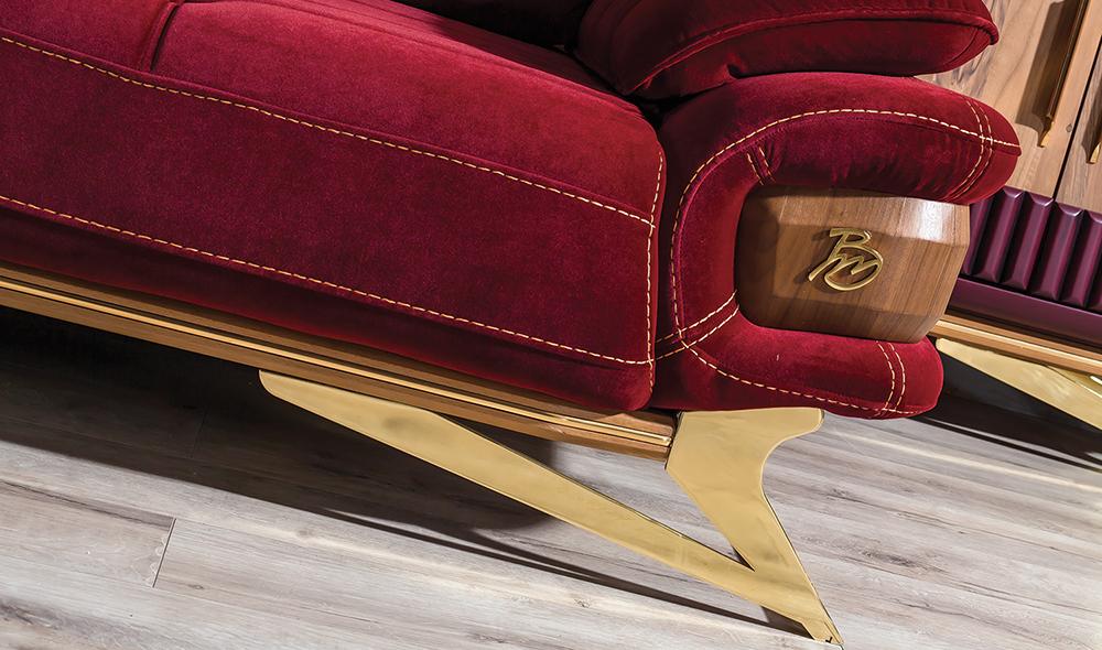 Lion Luxury Koltuk Takımı V2