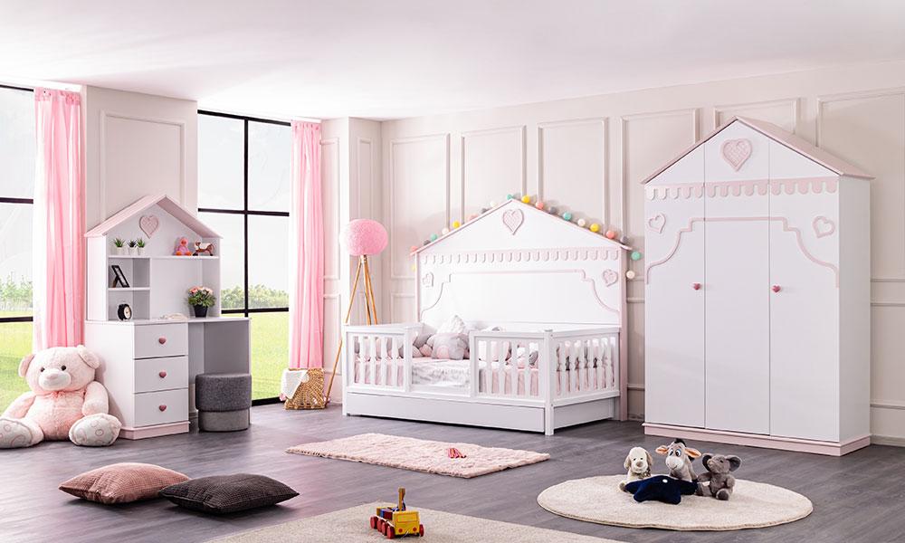 Rosa Montessori Çocuk Odası