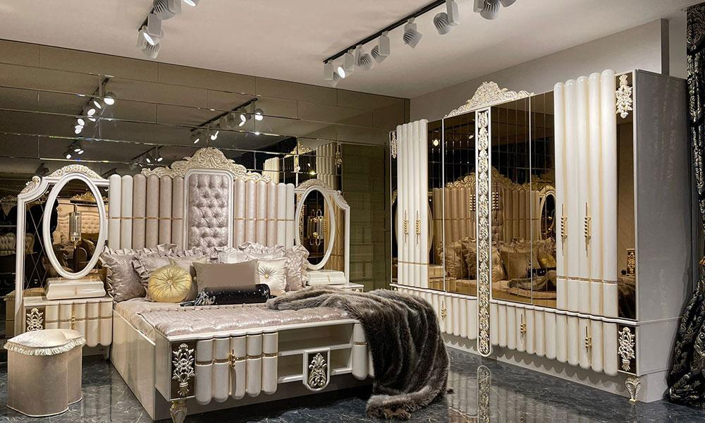 Saray Avangarde Yatak Odası