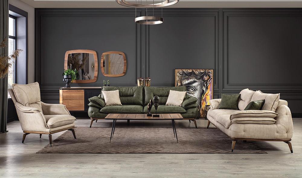 Soft Luxury Koltuk Takımı