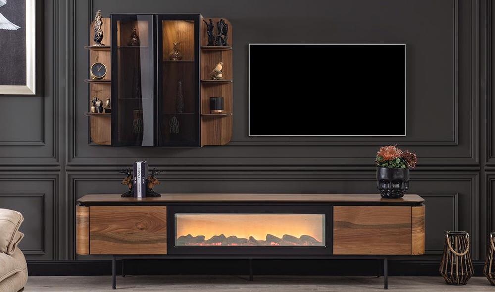 Alfa Luxury Tv Ünitesi