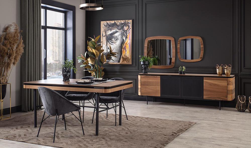 Alfa Luxury Yemek Odası