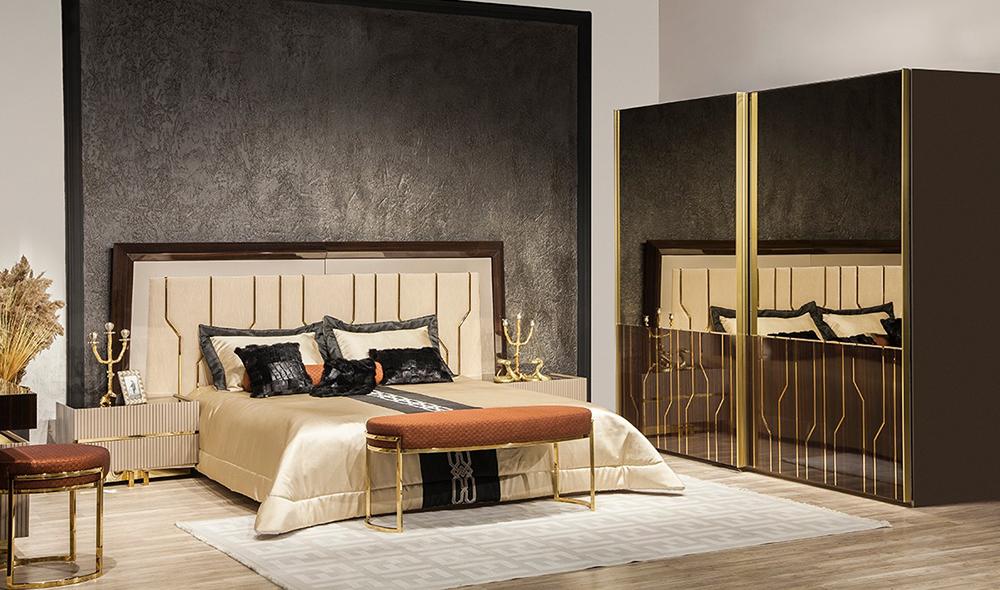 Vitra Yatak Odası Takımı