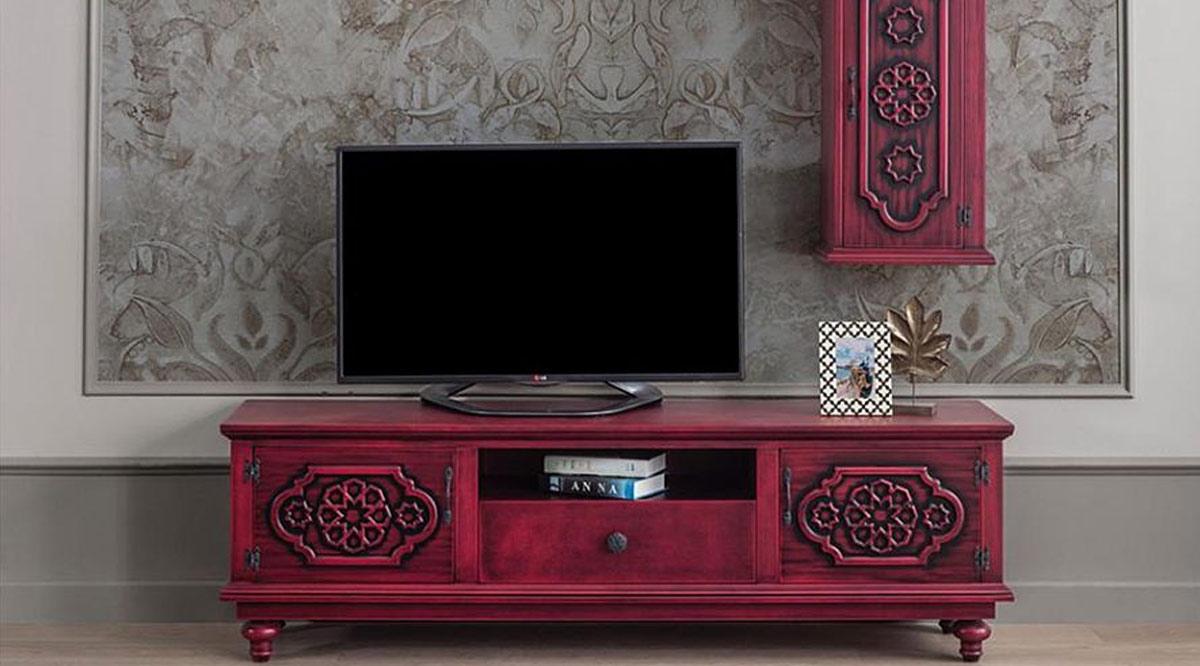 Yakut Vintage Tv Ünitesi