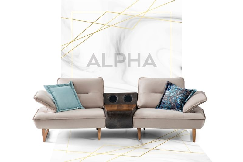 Alpha Koltuk Takımı