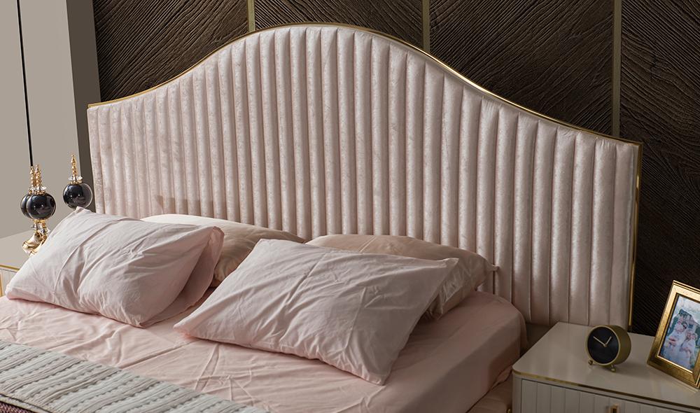 Arora Köşe Bazalı Yatak Odası