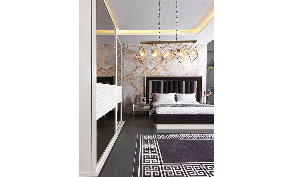 Arte Sürgülü Yatak Odası