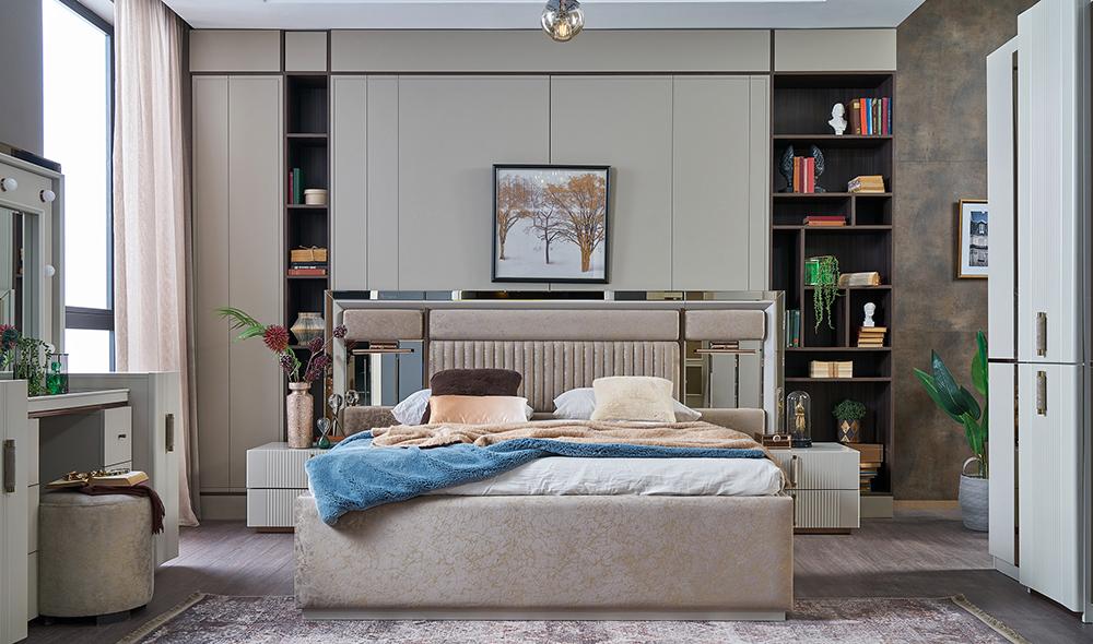 Crea Yatak Odası