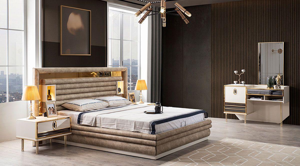Everest Aytaşı Yatak Odası Takımı