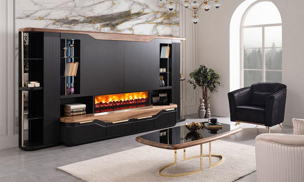 Hermes Luxury TV Ünitesi